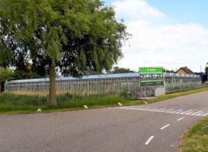 2 Bouwkavels: Gantellaan nabij 18 te Honselersdijk